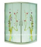 Pièce jointe sanitaire de douche d'articles avec le plateau acrylique (A-026)