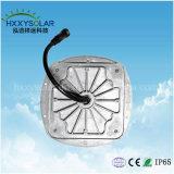 100Wアルミ合金太陽LEDの庭ランプ