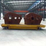 배 (KPX-30T)에 달리는 무거운 물자 전기 취급 이동 손수레