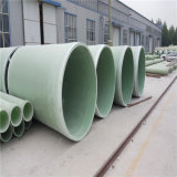 Le métro FRP/GRP/Gre tuyaux tuyau d'usine d'eau