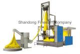 Rifinitrice della tessile Detwister automatico e fendere il macchinario di rifinitura della tessile