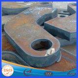 Warm gewalzte spezielle Form-Ausschnitt-Stahlplatte