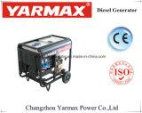 Низкое потребление топлива открытого типа с водяным охлаждением воздуха дизельный генератор с Ce утверждения