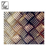 feuille Checkered de l'acier inoxydable 316L de 0.3-3mm