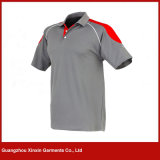 Nach Maß gute Qualitätsbaumwollsport-Hemden für Männer (P22)