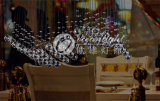 Lampadario a bracci caldo Om711 di vendita del lampadario a bracci a cristallo decorativo