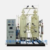 Sistema da purificação do nitrogênio