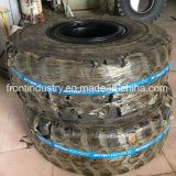 Hergestellter Polyurethan-füllender Reifen mit Zurückhaltung