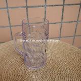 Het Drinken van de douane de Duidelijke Plastic Mok van de Stenen bierkroes van het Bier voor de Gift van de Bevordering