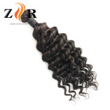 Armure indienne de cheveux humains de Remy d'onde de vente en gros normale de cheveu