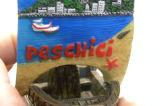 ホーム装飾のための熱い販売の樹脂のボートの整形記念品