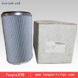 De Patroon van de Filter van het Element van de Hydraulische Filter van Terex 07-15250940