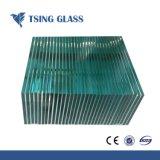 319mm Duidelijk Gehard glas met ISO/Ce/SGS- Certificaat