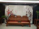 horno de túnel del panadero 2017~Saiheng~Gas