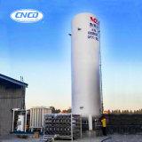 産業高圧二酸化炭素タンク20cbm容量の二酸化炭素の液体タンク