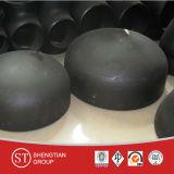 ASTM A403 Wp304/316 Conexão do Tubo da Tampa de aço inoxidável