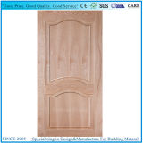 나무로 되는 자연적인 Gurjan 마스크 베니어 HDF 문 피부