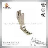 Moulage en acier inoxydable personnalisé de pièces de machine à coudre