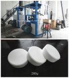 O cloro hidráulico giratório/cálcio/SDIC/Sal/ TCCA Tablet Pressione