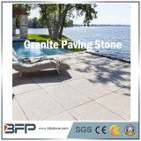Камень естественного напольного сада гранита G603 вымощая для ландшафта