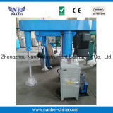 高度油圧持ち上がる高速ペンキの顔料インク分散機械
