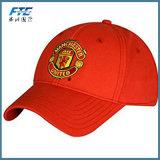 Gorra de béisbol de encargo barata impresa insignia promocional