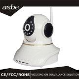 крытая камера IP обеспеченностью CCTV радиотелеграфа 720p с рычагом сигнала тревоги
