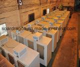Kalte Wand/direkte abkühlende Eis-Gefriermaschine mit 960lbs Speicherkapazität