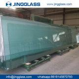 Vidrio plano del claro del vidrio de flotador de edificios de la seguridad barata de la construcción