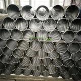 Schermi cilindrici del collegare del cuneo dell'acciaio inossidabile