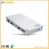 Projetor móvel lido dados do disco rígido do USB da sustentação do projetor do cinema