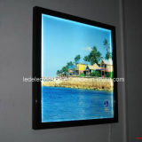 Photo acrilico Frame con Aluminum LED Light Box per Advertizing