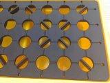 Pallet staccabile di contenimento di caduta dei 4 timpani