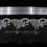 Acessórios de vestuário popular Net bordados de fios de tecido Lace Water-Soluble têxteis