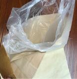 Jetables en papier kraft sac de ciment à fond plat de poudre pour l'emballage