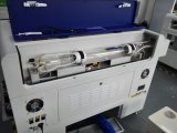 Los pequeños de corte láser de CO2 Máquina de grabado de MDF de PVC ABS