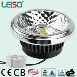 Diodo emissor de luz Es111/AR111 do projector do CREE do GS CRI80 do Tuv (LS-S615-G53)