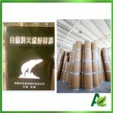 Fábrica de los cristales del mentol de la marca de fábrica del oso polar