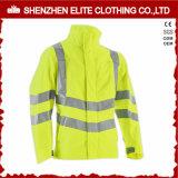 Мотовелосипед курток безопасности Softshell зимы водоустойчивый отражательный