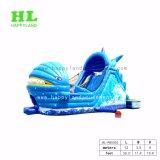 Осьминог тема круиз на лодке надувной замок для детей