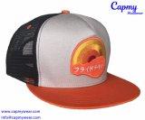 網の帽子が付いているトラック運転手の帽子のための新しいデザイン夏の帽子