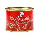 Sauce tomate en boîte 70g avec la qualité