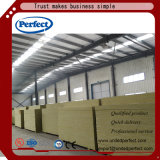 ASTMは外部壁の絶縁体で使用されたRockwoolを証明した