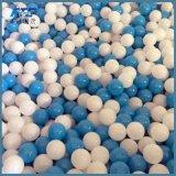 Шарик моря шарика океана цветастого шарика потехи мягкий пластичный