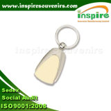 Anillo dominante en blanco con insignia modificada para requisitos particulares