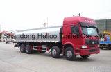 Sinotruk HOWO 4X2販売のための特別なタンク車18000リットルの