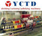 신 우유 음료를 위한 중국 YCTD 수축 감싸는 기계