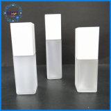 Vierkante Duidelijke Plastic Fles voor Schoonheidsmiddel