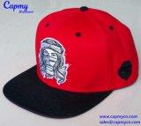 крона печатание шлема Strapback логоса 3D полная
