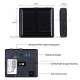 Resistente al agua Solar mascotas con GPS Tracker GPS+Lbs+Agps+WiFi V26